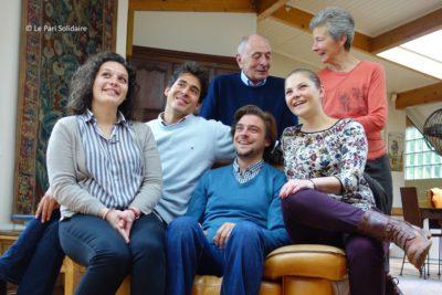 Jeunes-senior-cohabitation-intergénérationnelle